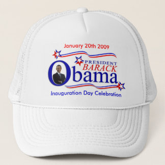 Obama Hat - Inauguration Day Celebration