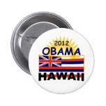 Obama Hawaii 2012) 2 Inch Round Button