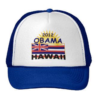 Obama Hawaii 2012) Gorra