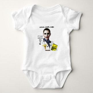 OBAMA HEALTH CARE BABY BODYSUIT