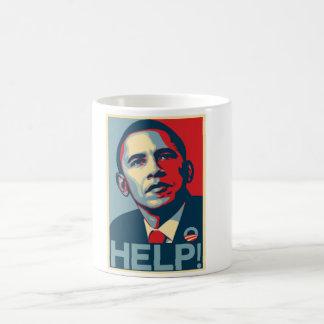 OBAMA Help Coffee Mug