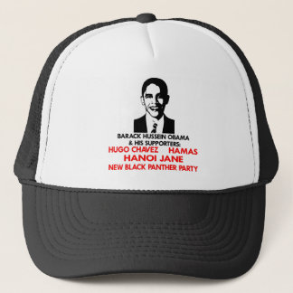 Obama & His Supporters Trucker Hat