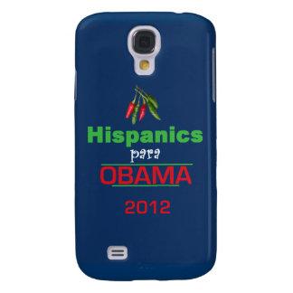 Obama HISPANICS Galaxy S4 Cover