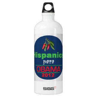 Obama HISPANICS SIGG Traveler 1.0L Water Bottle