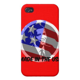 Obama hizo en los E.E.U.U. iPhone 4 Carcasa
