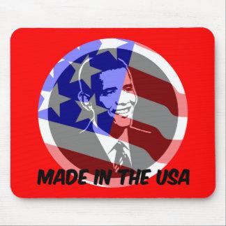 Obama hizo en los E.E.U.U. Mouse Pad