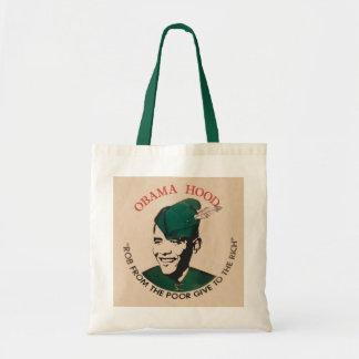 Obama Hood Tote Bag