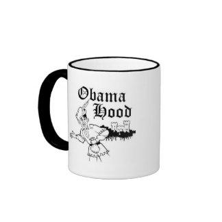 Obama Hood Mug