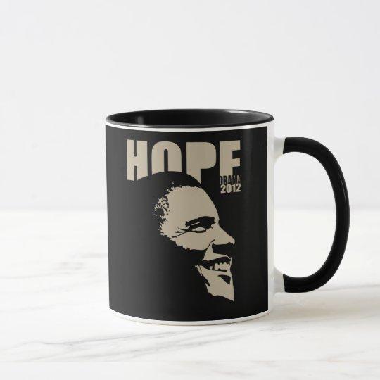 Obama Hope 2012 Coffee Mug