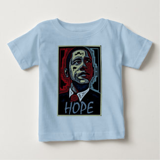 Obama Hope Baby T-Shirt