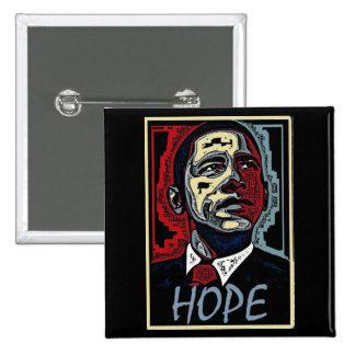 Obama Hope Button