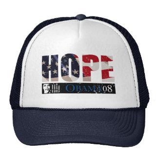 "Obama ""Hope"" Hat"