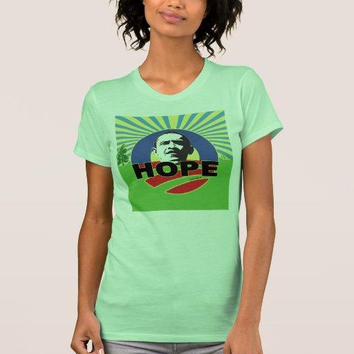 OBAMA HOPE TEE SHIRT