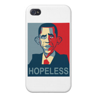 Obama hopeless case for iPhone 4