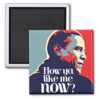 Obama: How Ya Like Me Now Magnet