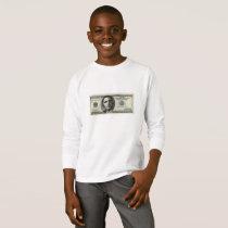 Obama hundred dollar T-Shirt
