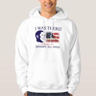 Obama I Was There Sweatshirt
