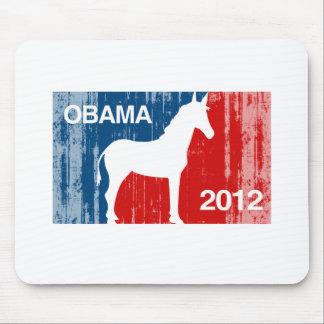 Obama Icon Pro Mouse Pad