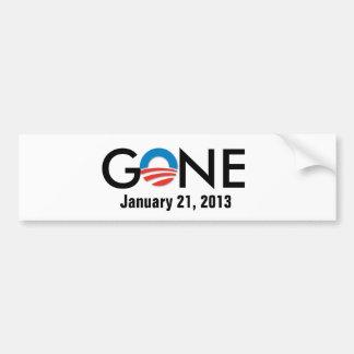 obama, IDO, el 21 de enero de 2013 pegatina para e Pegatina De Parachoque
