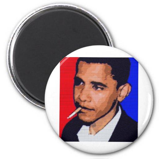 Obama Iman De Frigorífico
