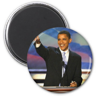 Obama Imán Redondo 5 Cm