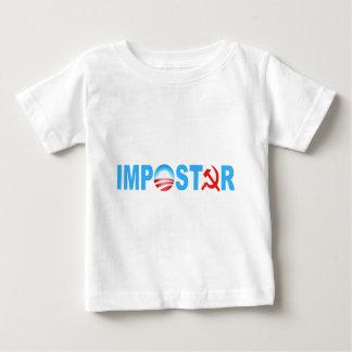 Obama Impostor Baby T-Shirt