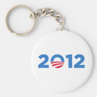 Obama in 2012 keychain