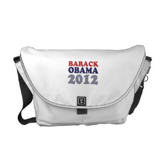 OBAMA IN 2012 - -.png Courier Bags
