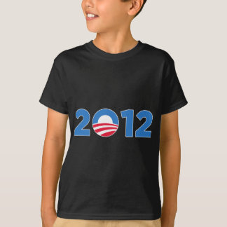 Obama in 2012 T-Shirt