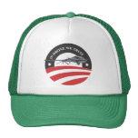 obama-In Drone We Trust- trucker hat