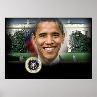 Obama inauguración recuerdo del 21 de enero de 201 posters