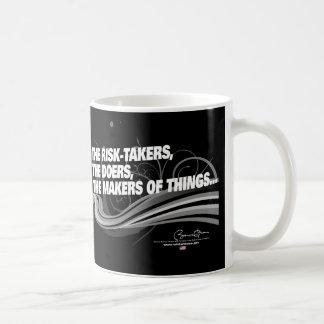 Obama Inaugural Address 'Risk Takers' Mugs