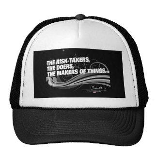 Obama Inaugural Address 'Risk Takers' Trucker Hat