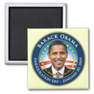 Obama Inaugural Magnet