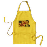 Obama Inaugural Quote Souvenirs Adult Apron