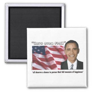 Obama Inaugural Quote Souvenirs Refrigerator Magnet