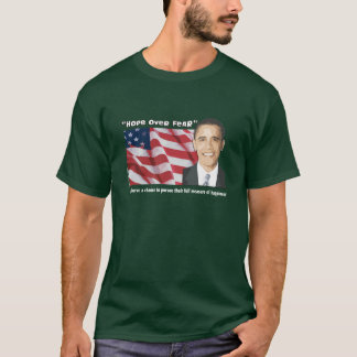 Obama Inaugural Quote T-shirts