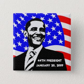 Obama Inauguration 2009 Memorabilia Button