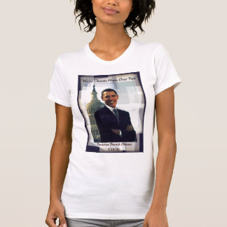 Obama Inauguration 2009 Souvenir T-Shirt