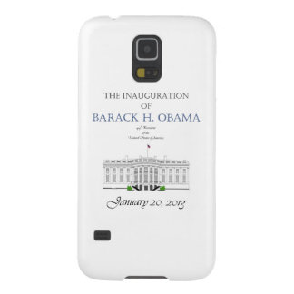 Obama Inauguration 2013 Cases For Galaxy S5