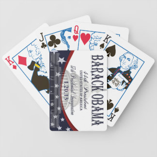 Obama Inauguration 2013 Collectible Playing Cards