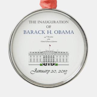 Obama Inauguration 2013 Christmas Tree Ornament