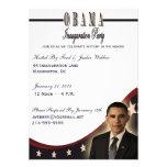 Obama Inauguration 2013 Party Invitation