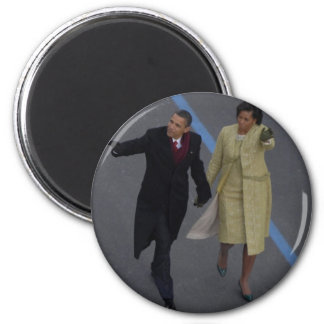 Obama Inauguration 2 Inch Round Magnet