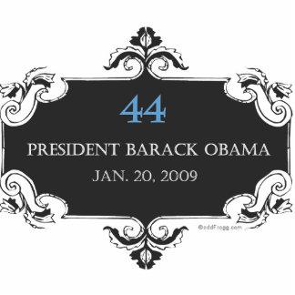 Obama Inauguration Commemorative Desktop Sculpture