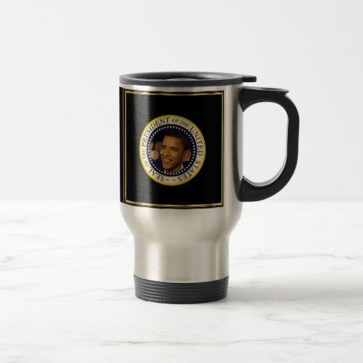 Obama Inauguration Commemorative Coffee Mug