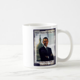 Obama Inauguration Day 2009 Collectible Mug
