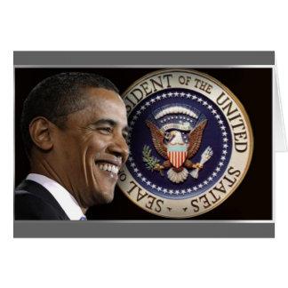 Obama Inauguration Day Card