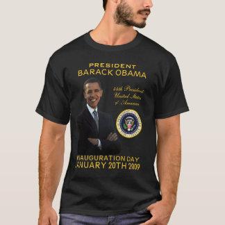 Obama Inauguration Day Commemorative T-shirt