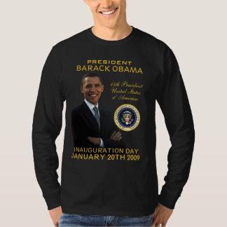 Obama Inauguration Day Long-sleeve Shirt